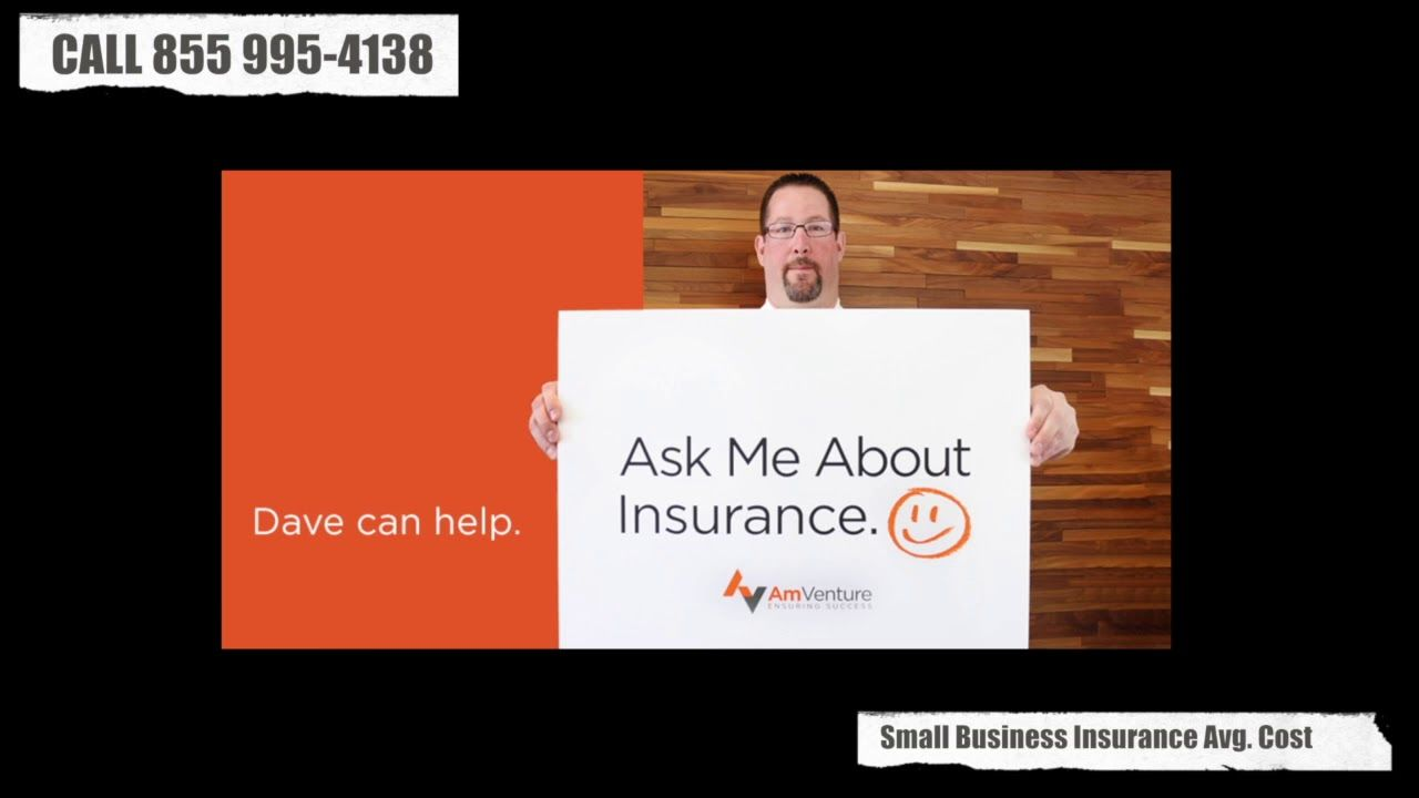 855 9954831 small business insurance average cost