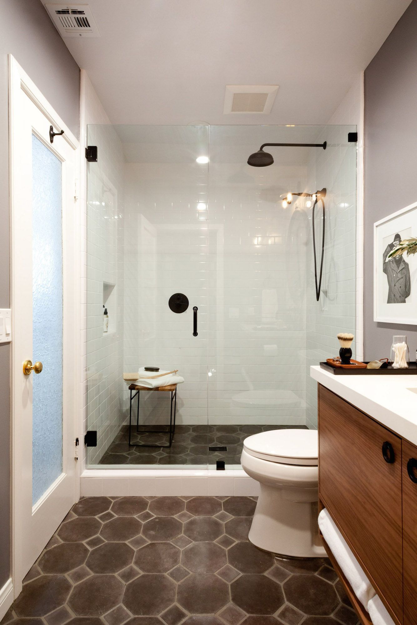 8 Bathroom Tile Trends To Keep A Close Eye On This Year | HUES of ...