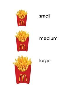 Dramatic Play Mcdonalds Menu Dramatic Play Printables Dramatic Play Themes Dramatic Play Centers