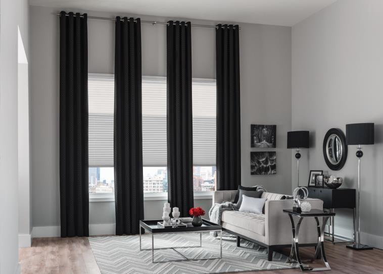 Custom Window Panels Curtains