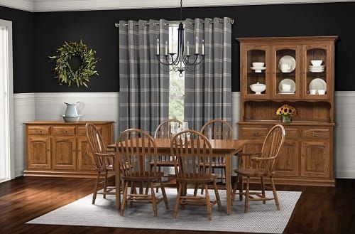 Dining Room Sets With Hutch Ideas For Ultimate Home Improvement