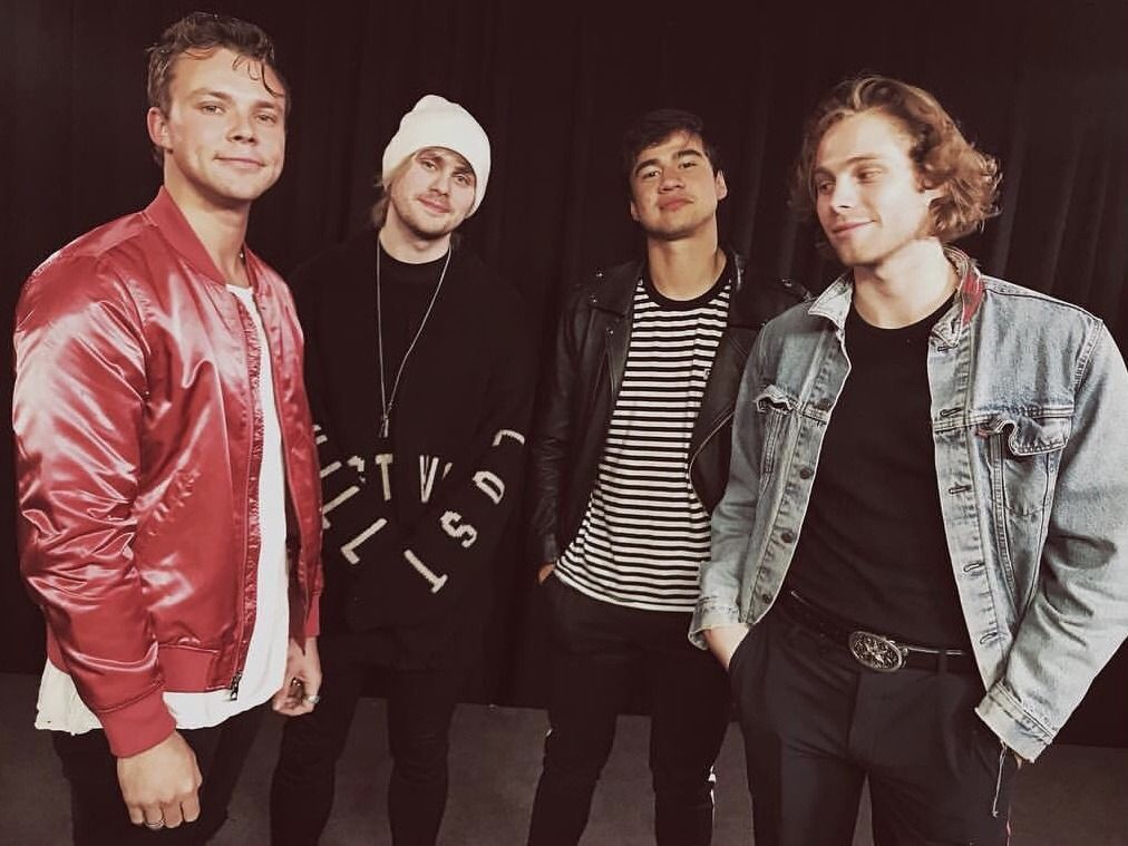 Images of 5sos Wallpaper 2018 - #rock-cafe