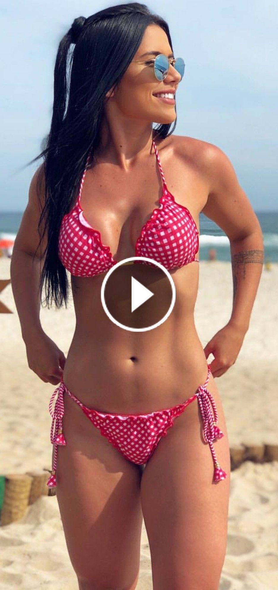 18  Adults Only2019  Hot Beautiful Bikini   Girl -2496