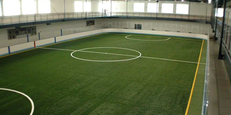 Project Highlight Us Military Welcomes New Indoor Sports Arena By Foreverlawn Indoor Soccer Field Indoor Sports Sports Arena