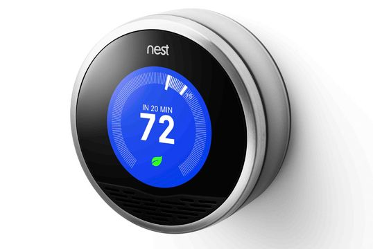3 New Clean Technology Innovations Nest Thermostat Review Home