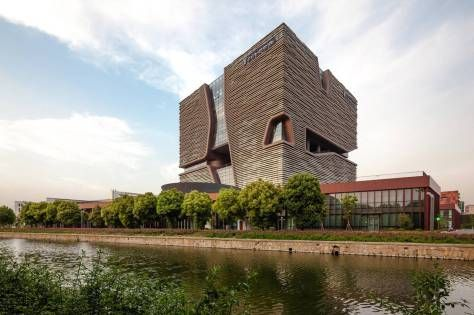 Xi'an Jiaotong-Liverpool University by Aedas