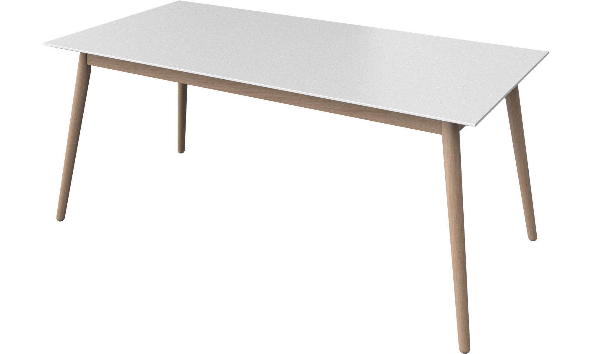 Tables De Salle A Manger Table Milano Carre Blanc Laque