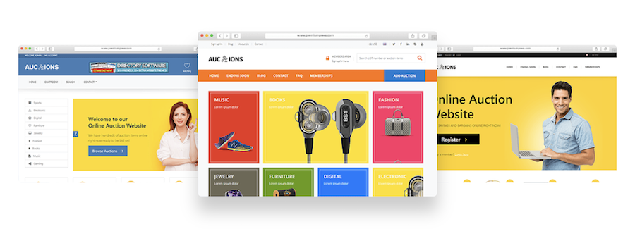 How To Create A Website Like Ebay A Dummies Guide Ebay Bidding Sites Guide