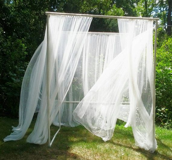 Wedding Chuppah Canopy Poles -Cloth Tapestry Bridal Huppah Decor Marriage Covering Bride Groom Traditional Jewish Design Wedding Accessories & Chuppah Canopy Poles -Cloth Tapestry Bridal Huppah Decor Marriage ...