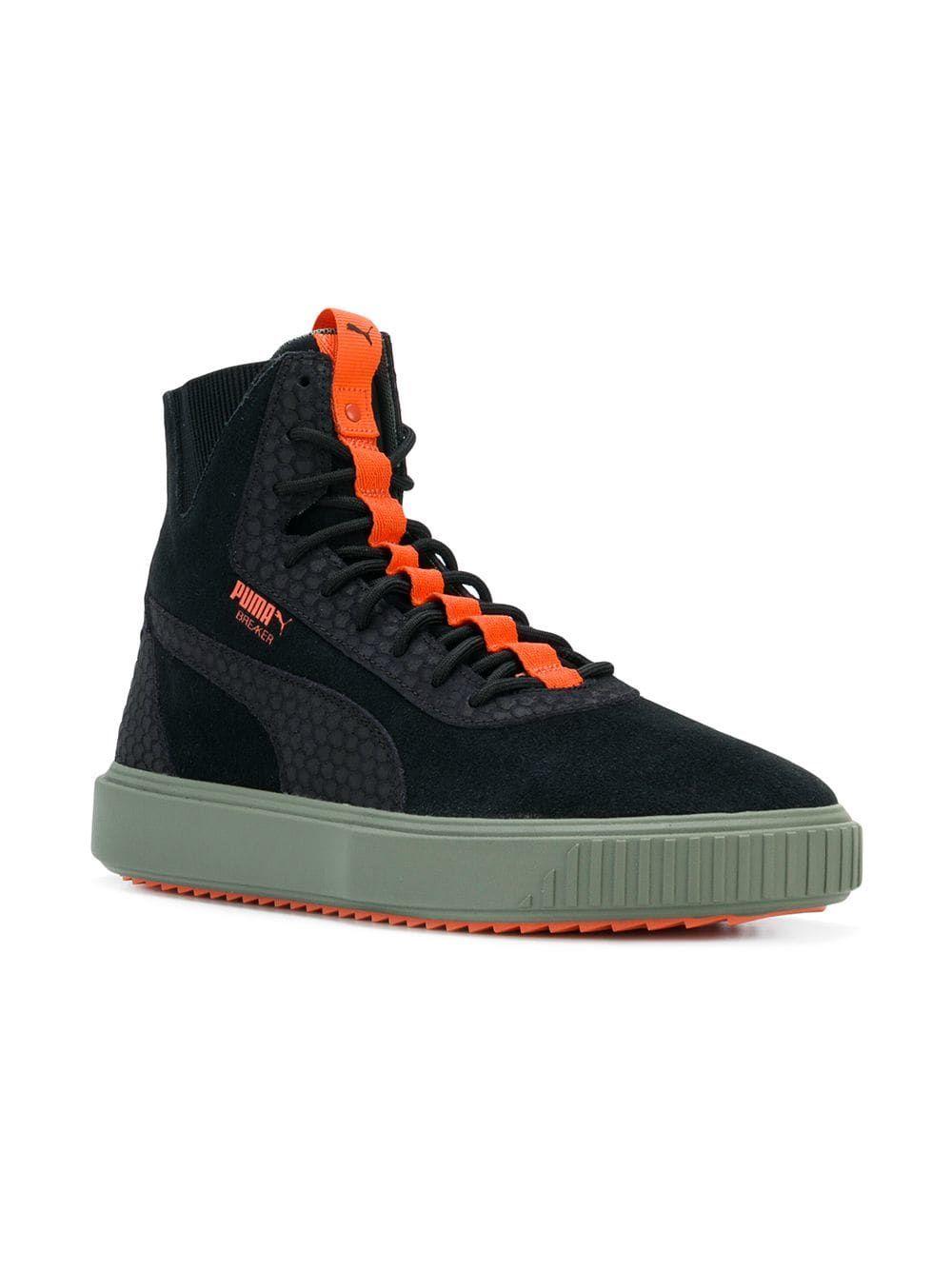 8944bac4c41ffc Puma Breaker high-top sneakers