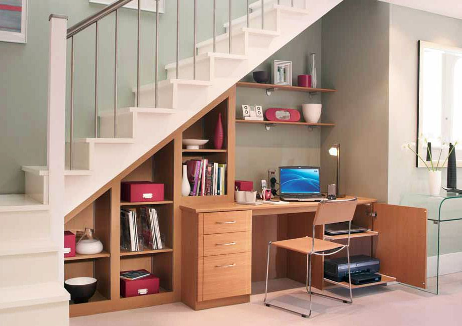 Superb Below Stair Storage Concepts To Maximize The Area In Your