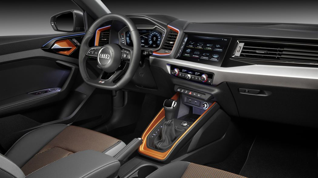 2020 Audi A1 Citycarver Brings Offroad Looks To The City Car Segment Audi A1 Sportback Audi A1 Audi