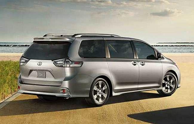 2017 Toyota Sienna Release Date Uk