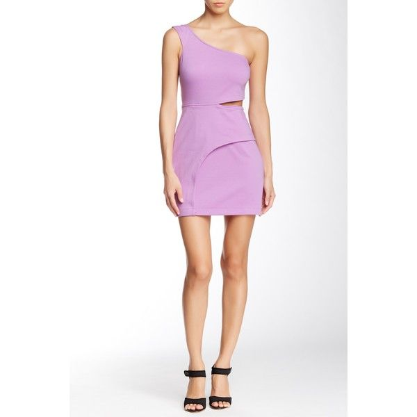 00f0e36ebf BCBGeneration Knit Cocktail Dress ( 35) ❤ liked on Polyvore featuring  dresses
