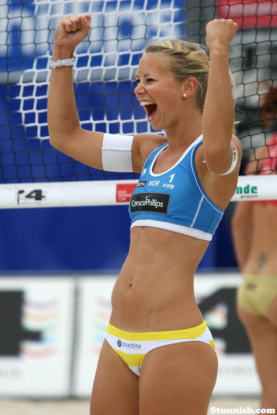 Random Sexiness Stunnish Com Stunnish Com Frauen Volleyball Handball Frauen Athletische Madchen