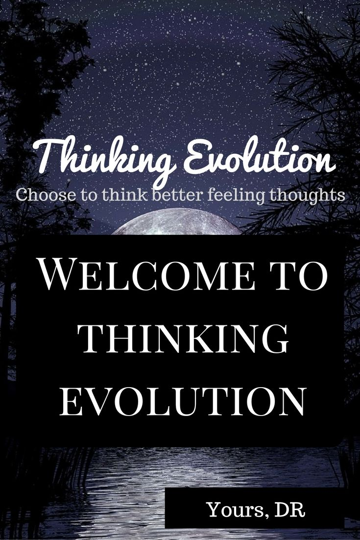 Happy new year! and here's to 2017- hopefully to be the year of our Thinking Evolution! There will be more discussions, debates collabs, guest posters and videos as we continue to grow and make our mark. Much love. DR