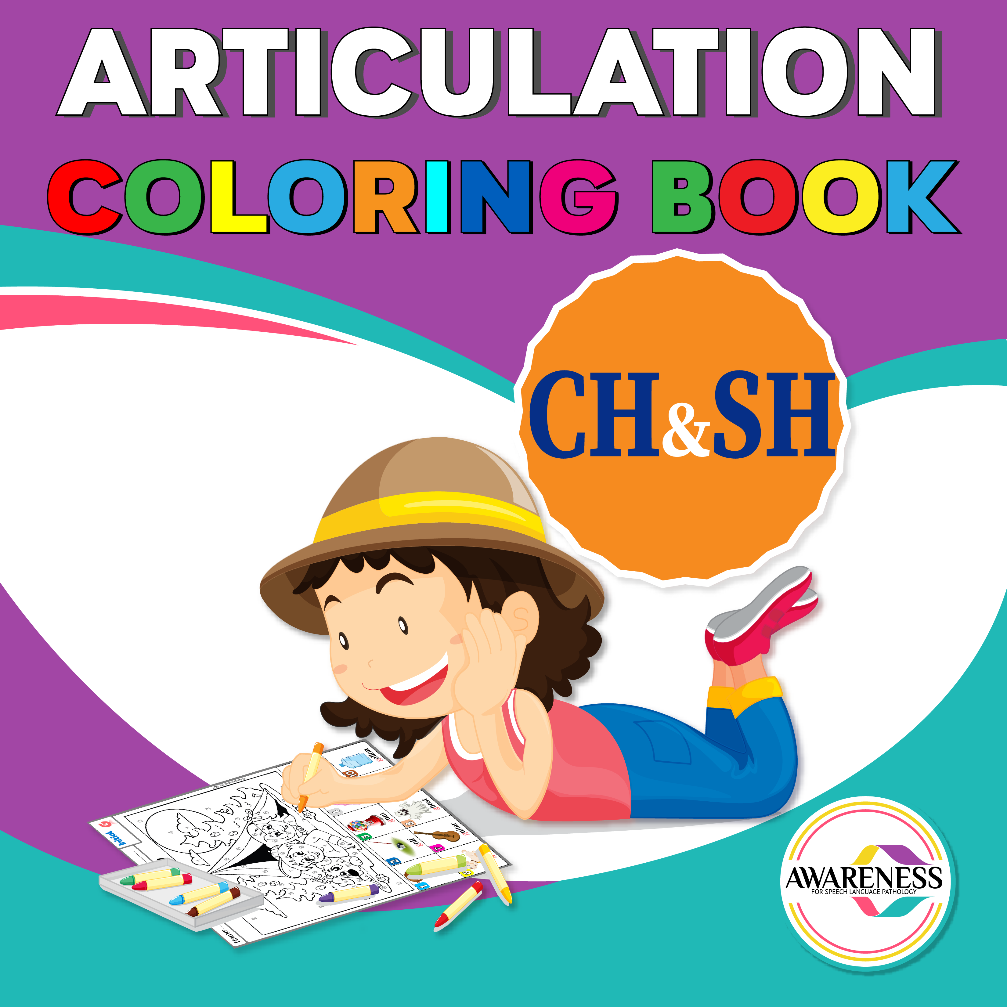 Ch And Sh Articulation Worksheets