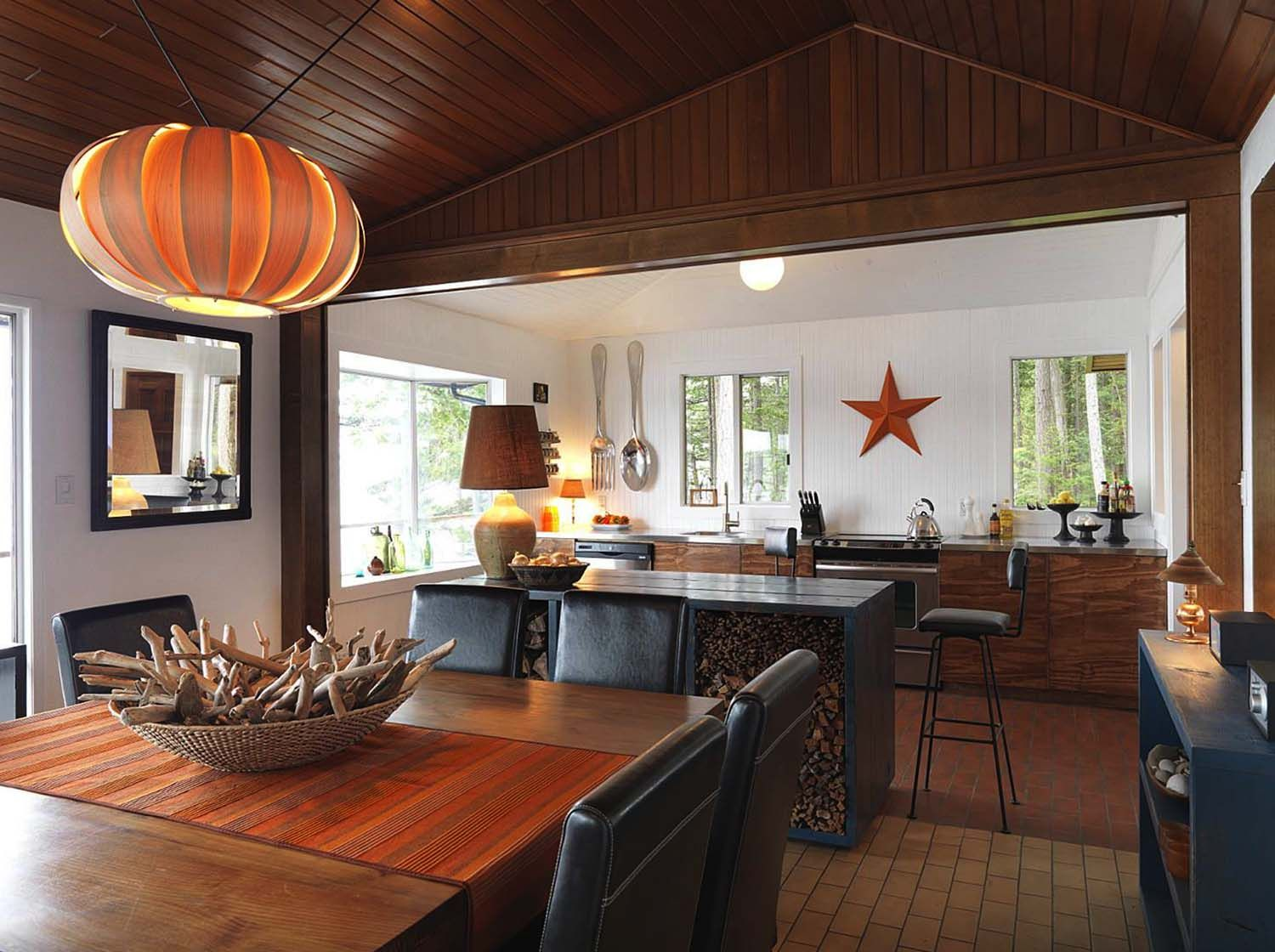 Charming cottage retreat gets a makeover on mayne island