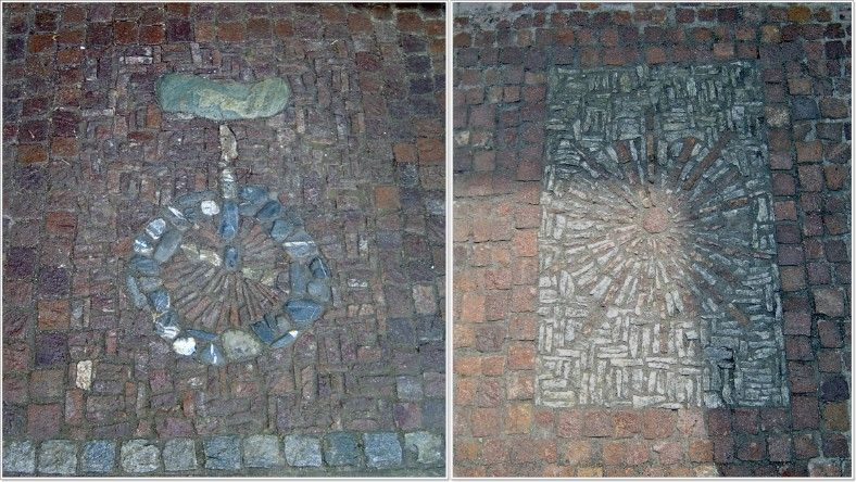 Kunstvolle Pflasterungen Gupfert Ag Pflasterungen 9402 Morschwil Mosaik Pflaster Kunst
