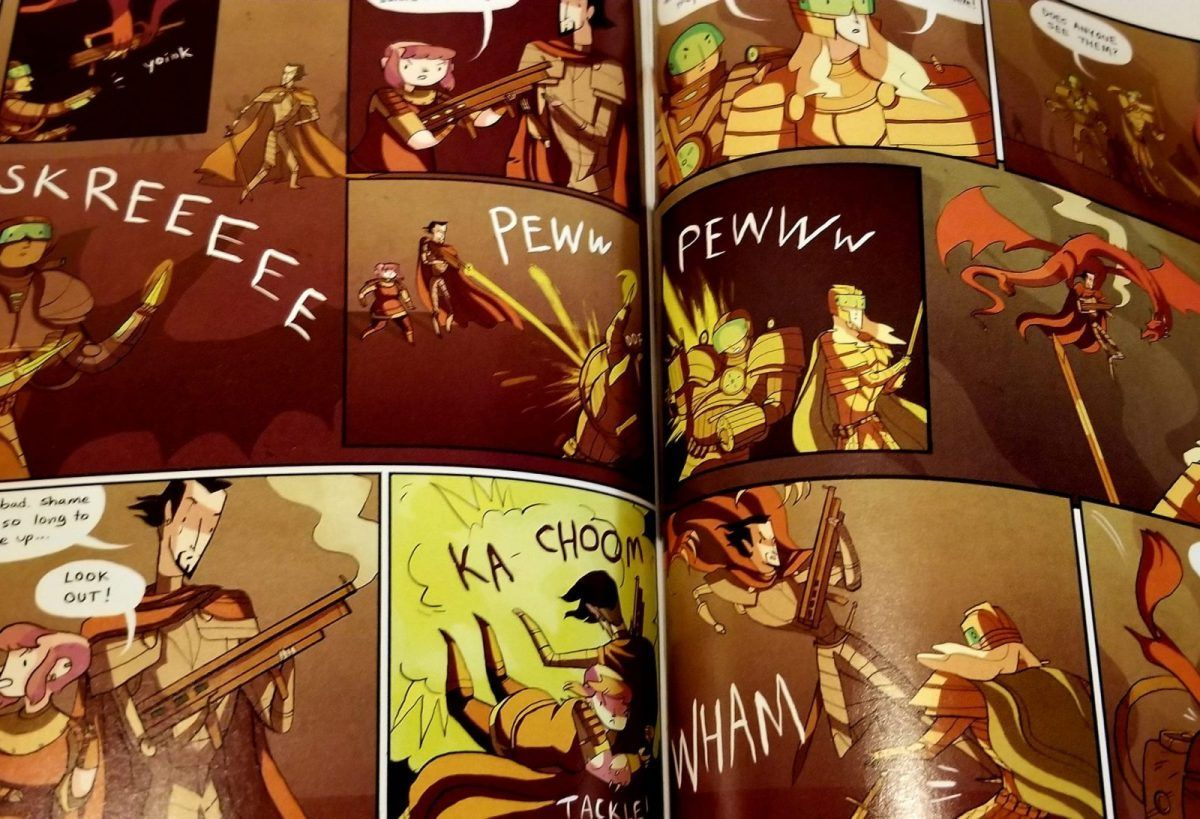 Book Review Nimona By Noelle Stevenson Book Review Books Fun