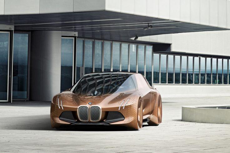 2020 Bmw Vision Next 100 Concept Rumors And Price Dengan Gambar