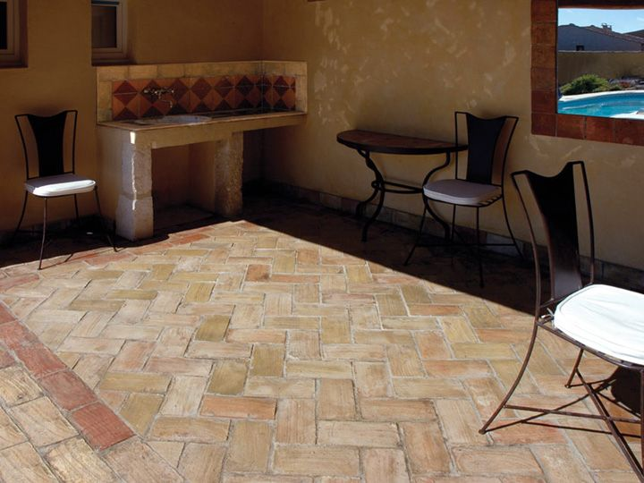 Spanish Decorative Wall Tiles Alluring Pavé Tile & Stone Incfrom Spain  Brick Stone And Tile Review