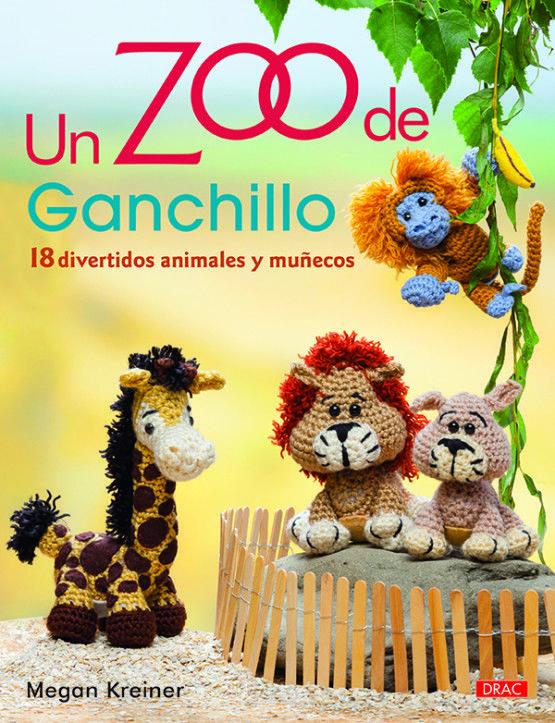 Un-zoo-de-ganchillo-978-84-9874-423-1 | DIY | Libros e Revistas ...