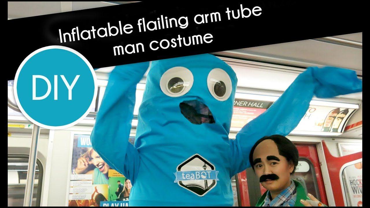 How to make a Wacky Waving Inflatable Flailing arm tube