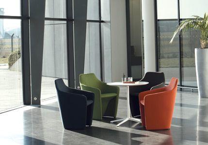 Venus Chair By Allermuir Venus Is A Versatile Compact