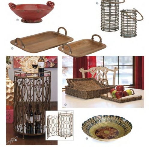 Little Posh Cottage Kitchen Decor Kits U2014 Curated Design Tips And  Coordinated Accent Pieces To Update
