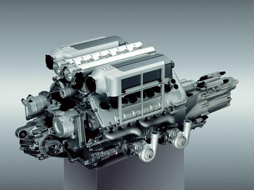 Bugatti Veyron S Engine Mechanical Engineering Pinterest