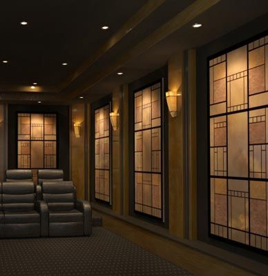 Home Theater Wall Panels 3-d squared | home theater | home theater design | pinterest
