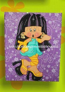 Miss Dorita: Cleo de Nile