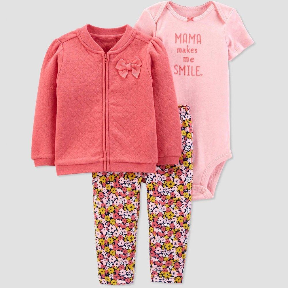 Girls Infant 2 Piece Short Set-NWT