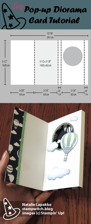 Pop up diorama tutorial card tutorials dioramas and tutorials pop up diorama tutorial pronofoot35fo Choice Image