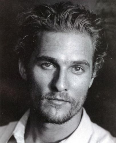 Matthew McConaughey- Even if he does have super short arms, he's still hot!