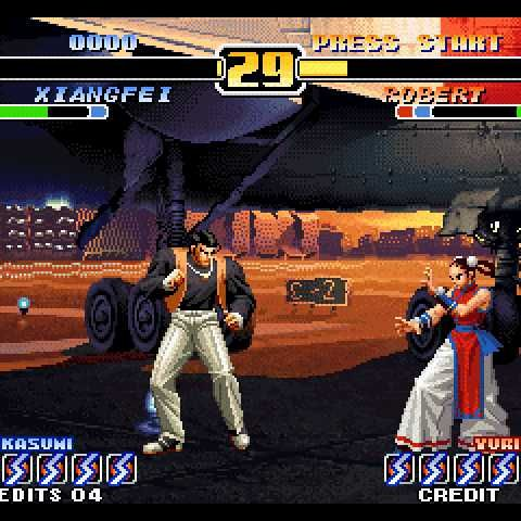 The King of Fighters '99 screenshots, images and pictures - Giant Bomb