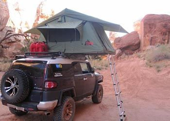 I am thinking about something like this for on top of my little trailer. It. Top TentsRoof ... & I am thinking about something like this for on top of my little ...
