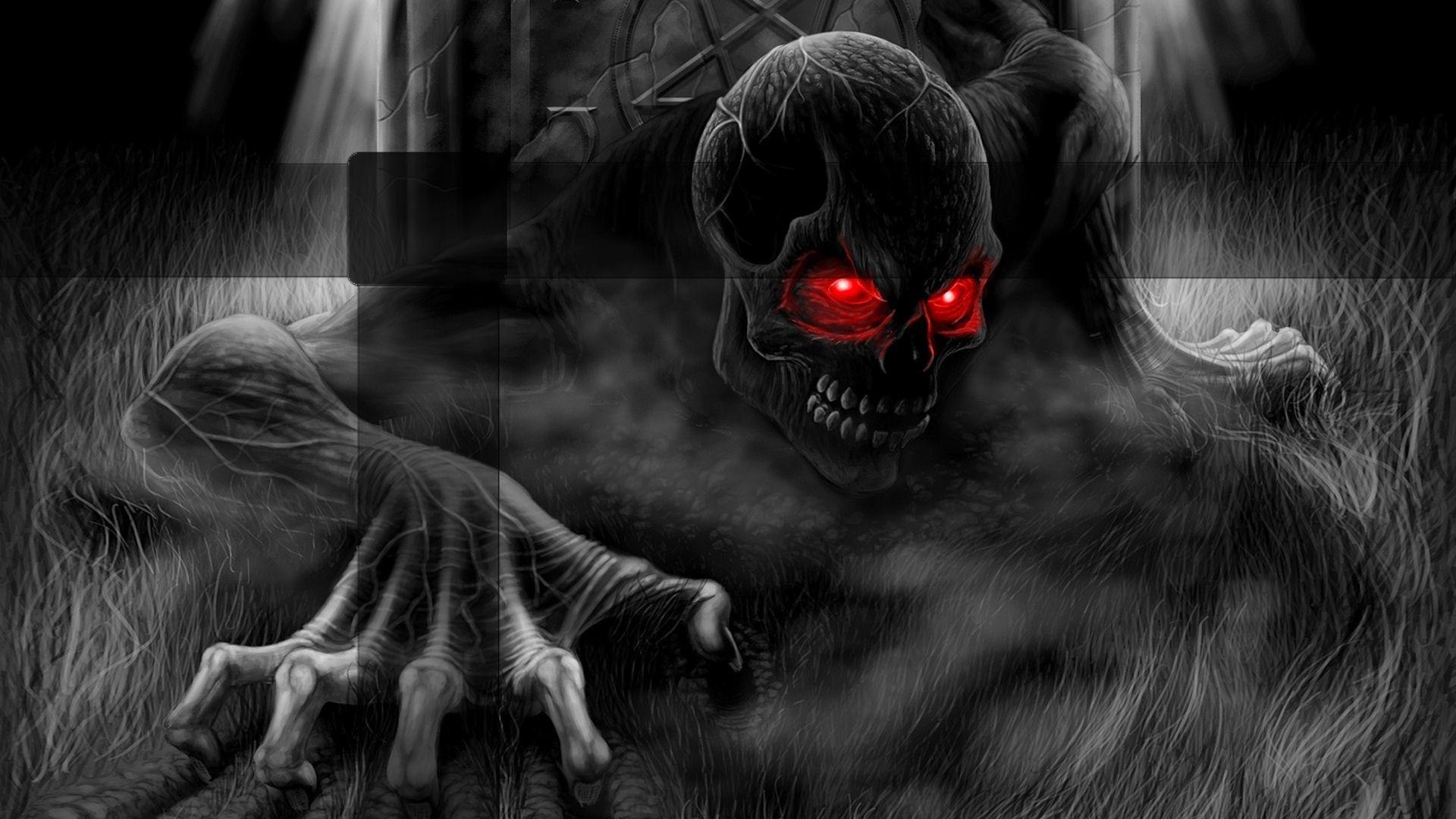 Free Download Scary Hd Wallpaper 1920x1080 Hd 1080p Horror