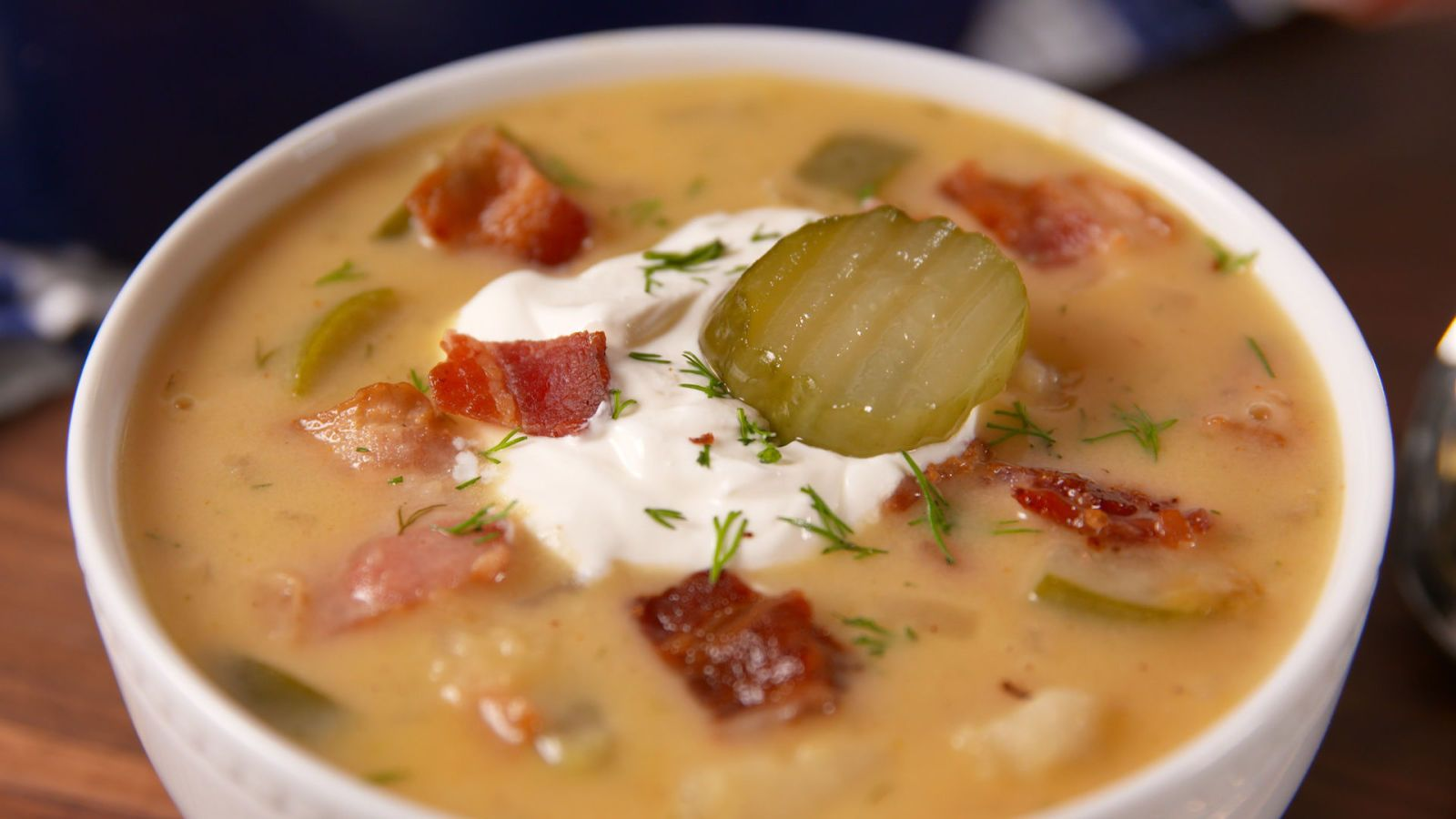 Dill Pickle Soup: The World's Strangest/Best Food Obsession?