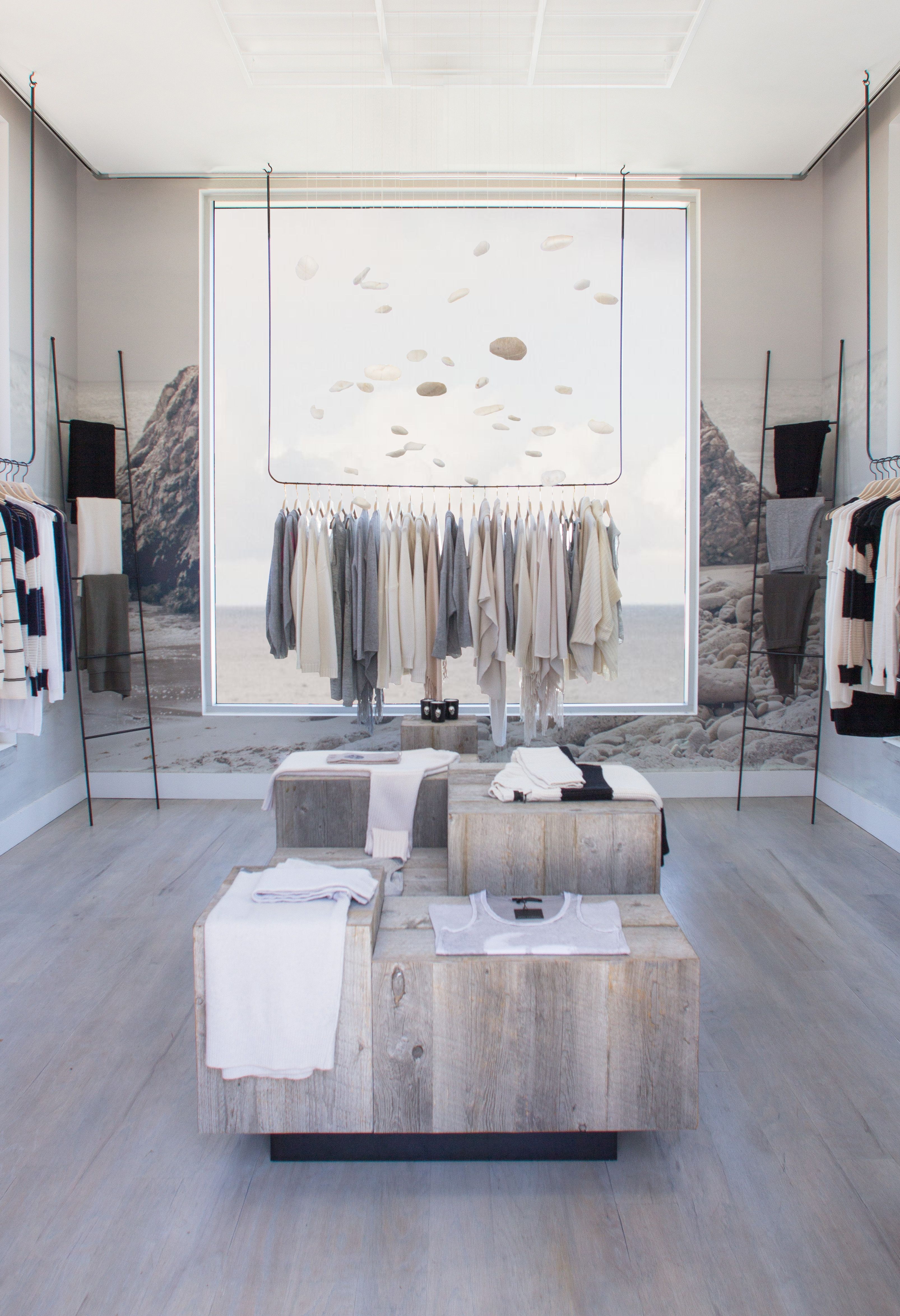 360 Cashmere 30 Collins Our Work Retail Pinterest Store