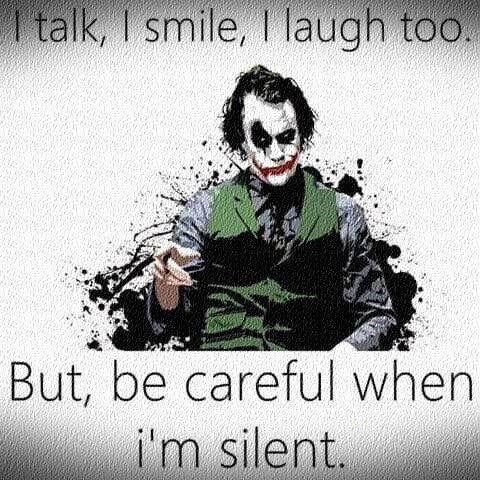 joker love quote