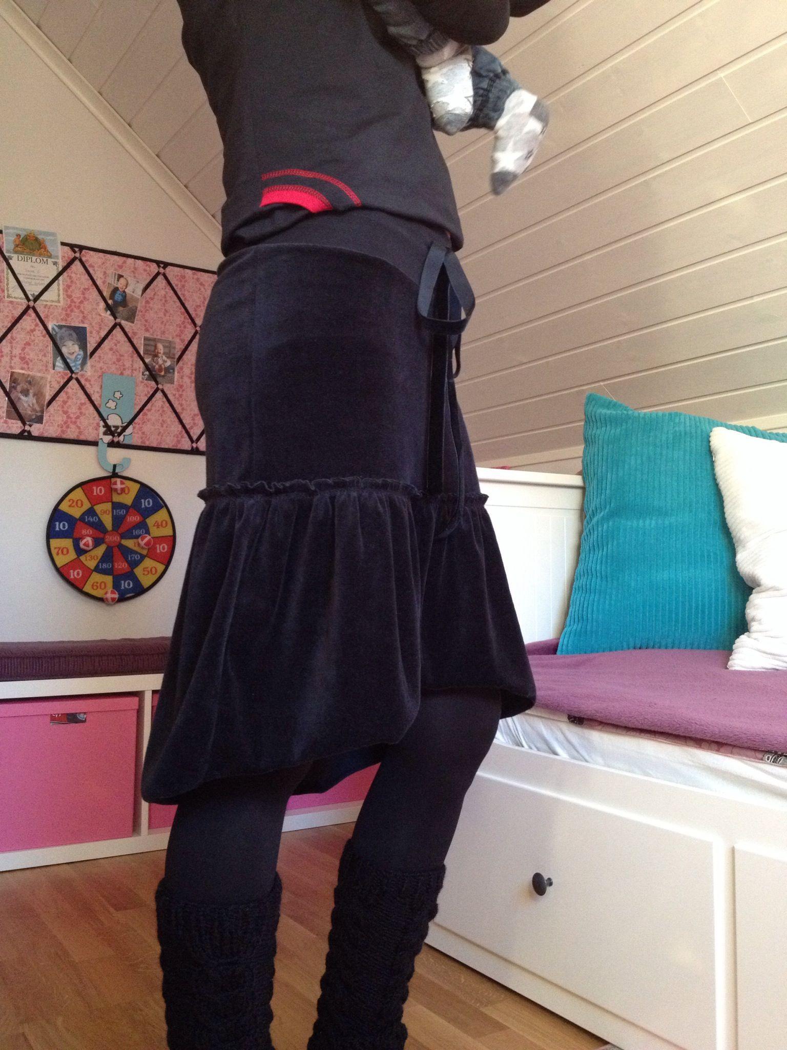 278c65e54cb7 Sy din egen Heavenskirt | Damkläder - kjol, klänning | Återbruka ...