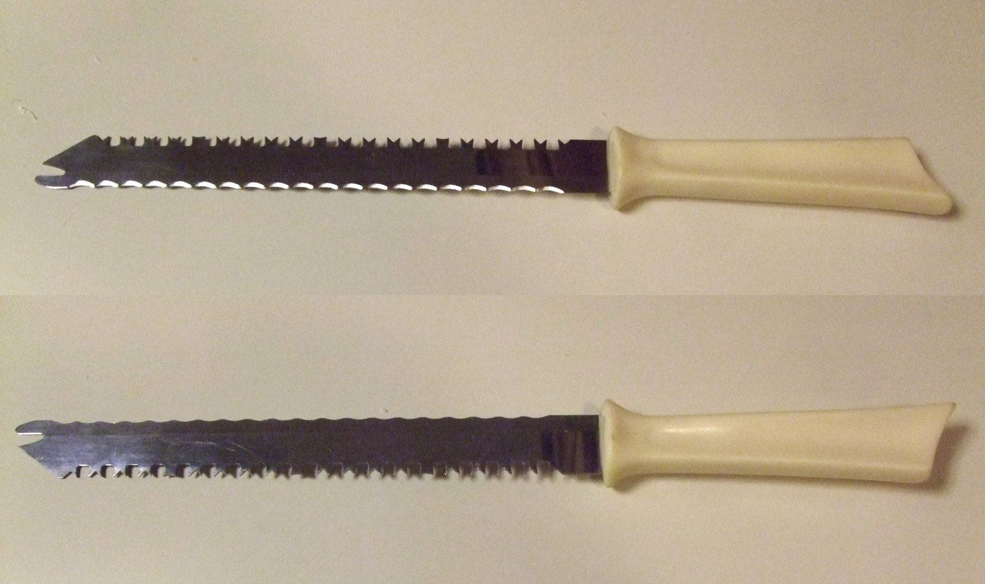 Vintage Quikut Quikkle Quick Cut Multipurpose Knife Ginsu ...