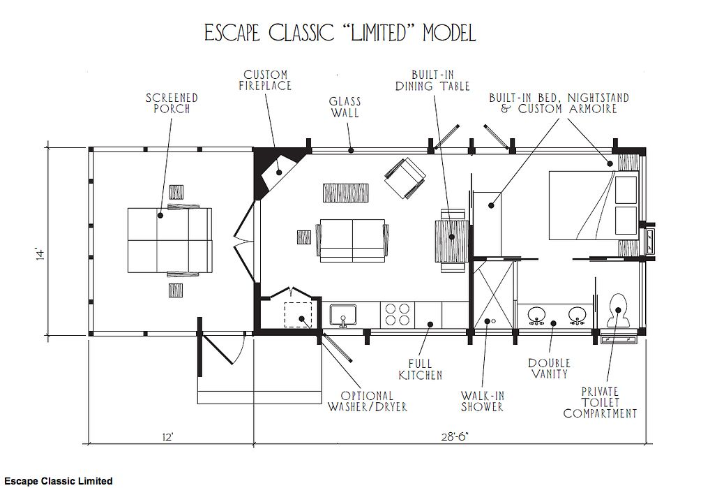 Escape Classic I Actually Love All 3 Models Of These