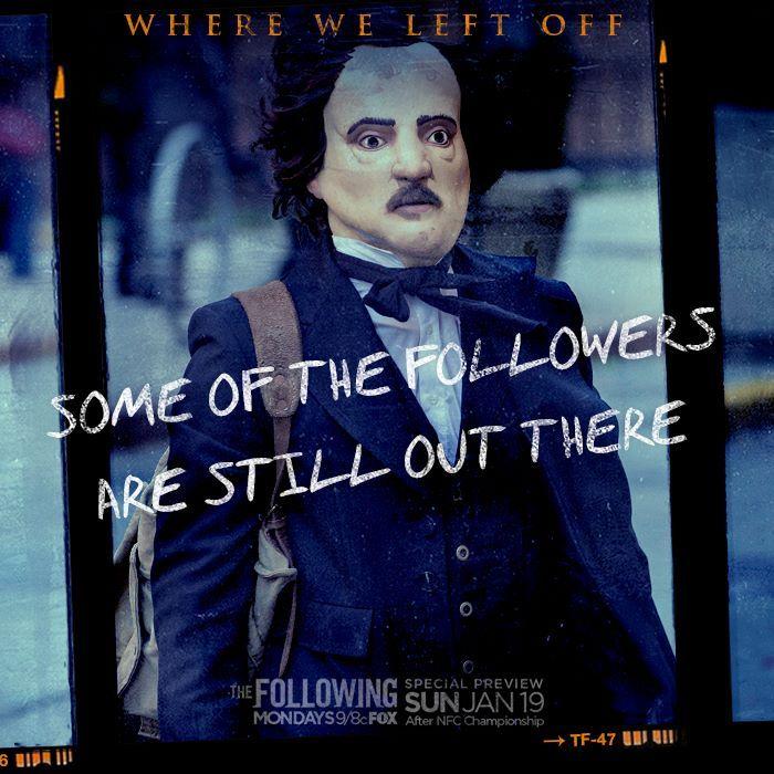 #TheFollowing
