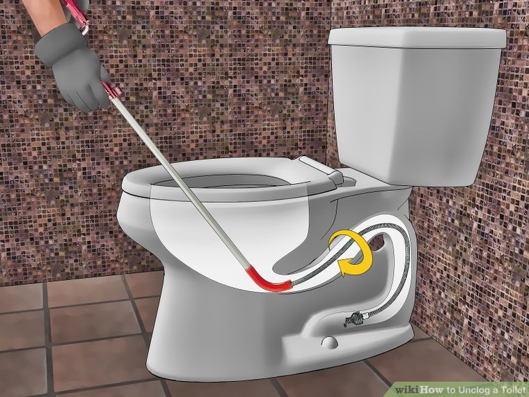 Unclog A Toilet Clogged Drain Unplug