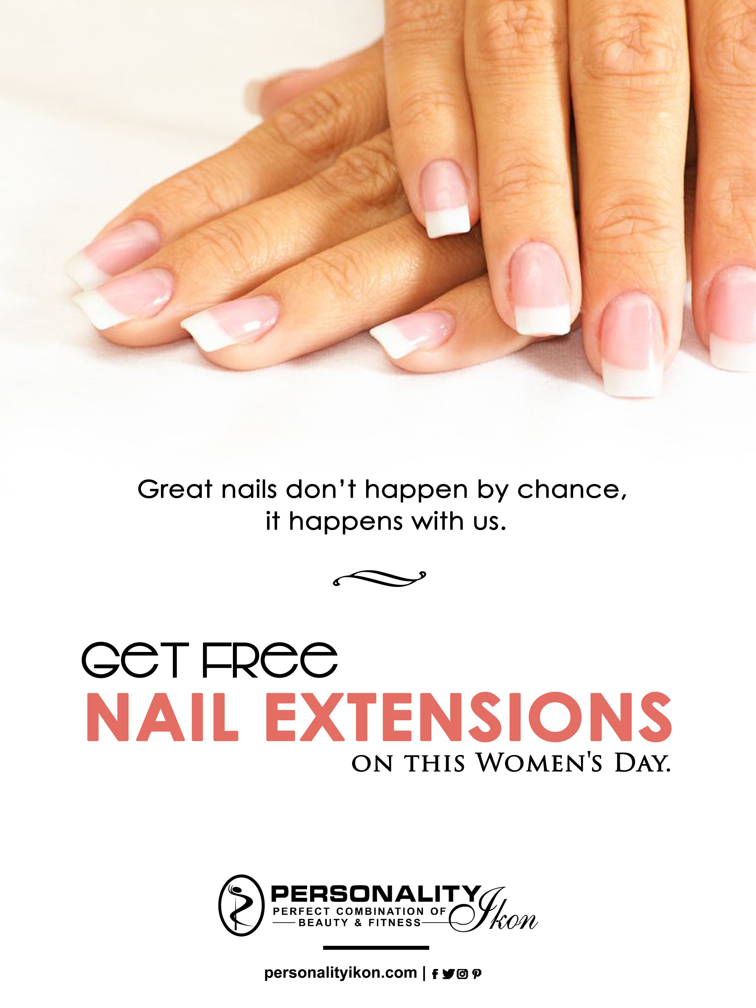 Thankyou Best Beauty Salon In Kanpur Nail Extensions Beauty Great Nails