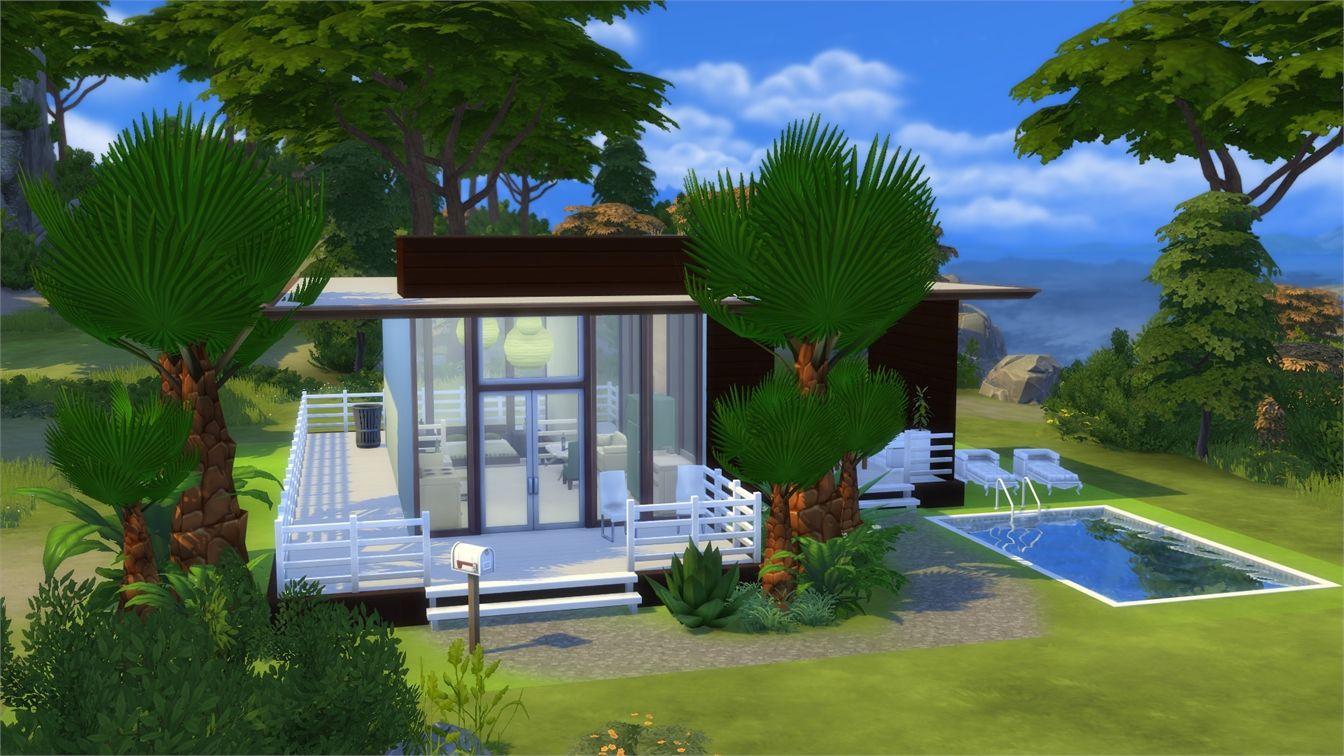 The Sims 4 Gallery Spotlight Starter Homes