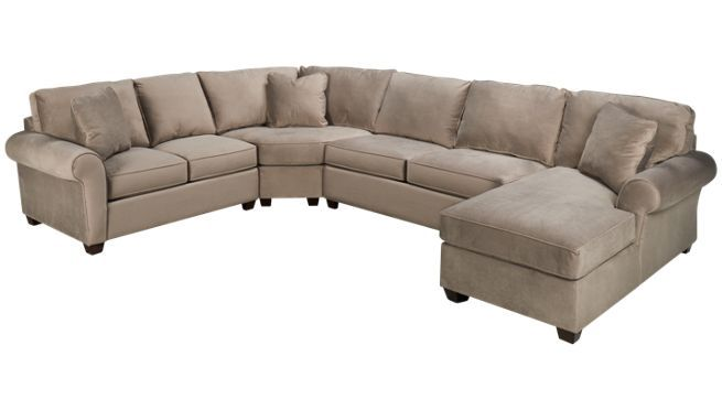 Bauhaus Sectional 4 Piece Sectional Jordan S Furniture Sectional Sofa Furniture Sectional